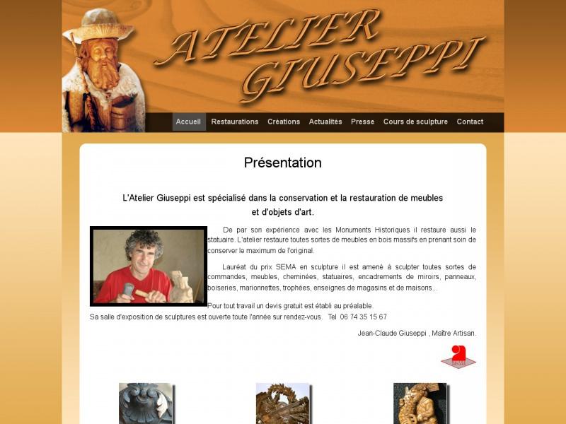 Atelier Giuseppi - Estialescq