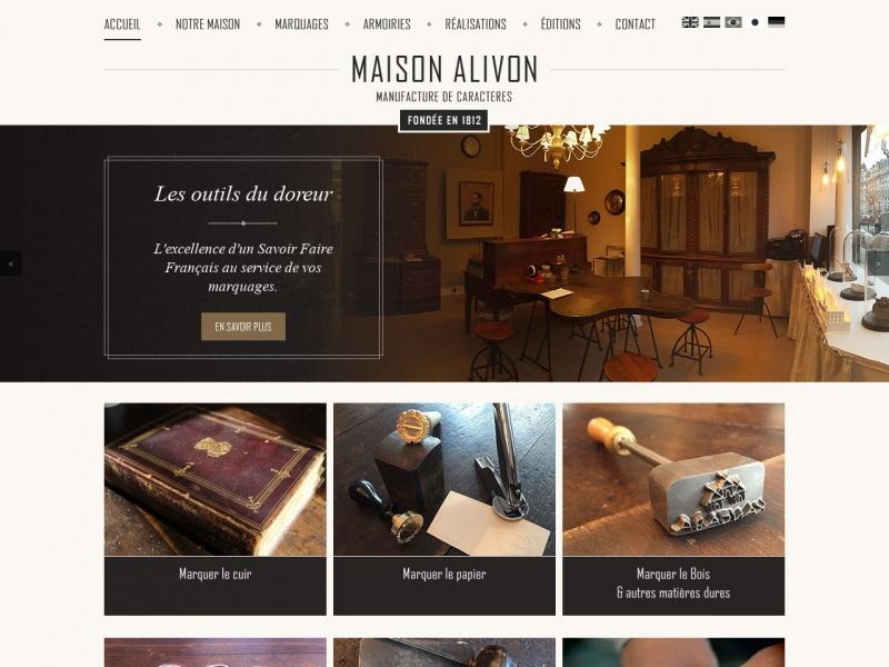 Maison Alivon - Paris 5e
