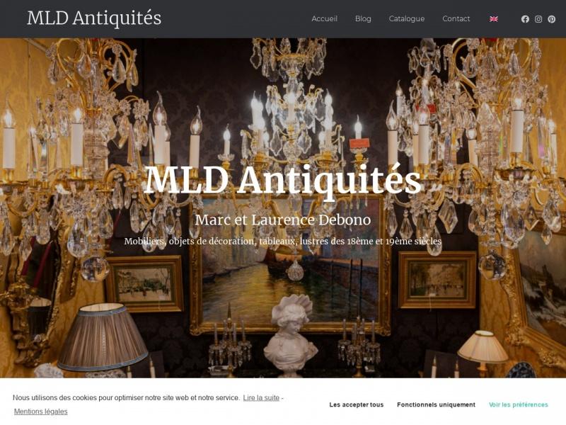 MLD Antiquités - Saint Ouen