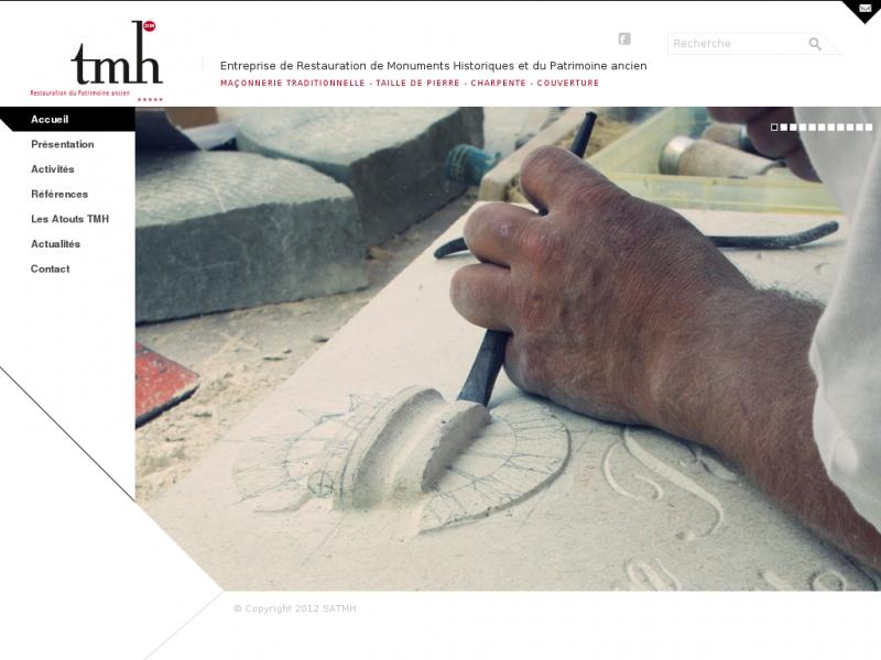 TMH - Travaux Monuments Historiques - Floirac
