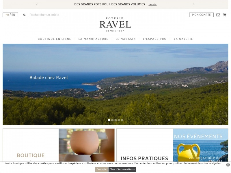 Poterie Ravel - Aubagne