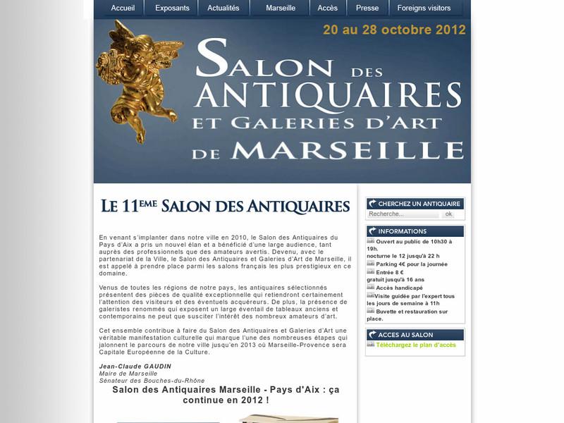 Salon des Antiquaires du Pays d'Aix - Le Tholonet
