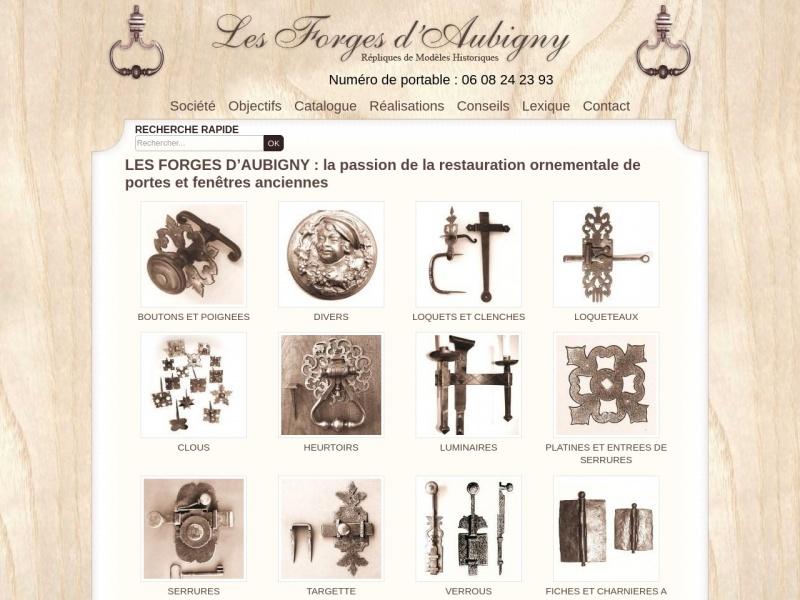 Les Forges d'Aubigny - Saint Germain en Laye