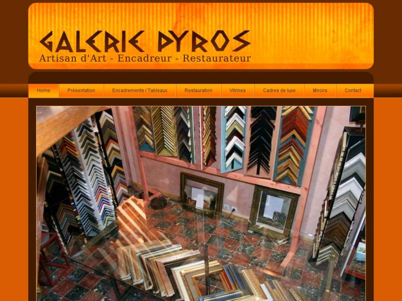 Galerie Pyros - Grasse