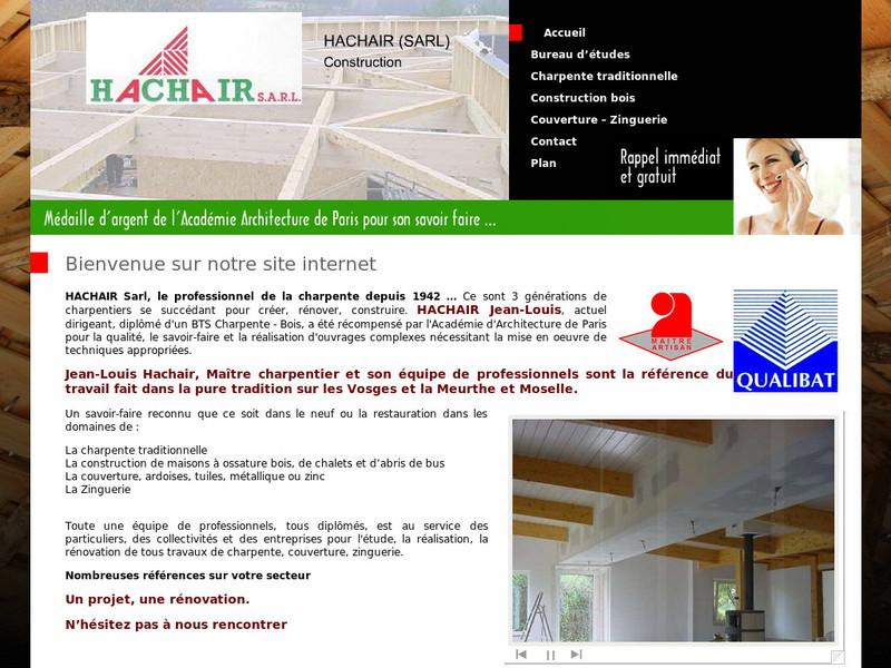 Hachair SARL - Bertrichamps