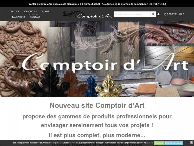 Comptoir d'Art - Vaulx en Velin
