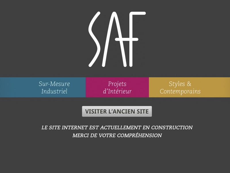 Sièges d'Art Français - SAF - Chatenois