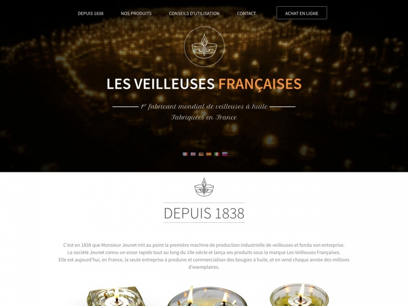 Les Veilleuses Françaises - Paris 7e