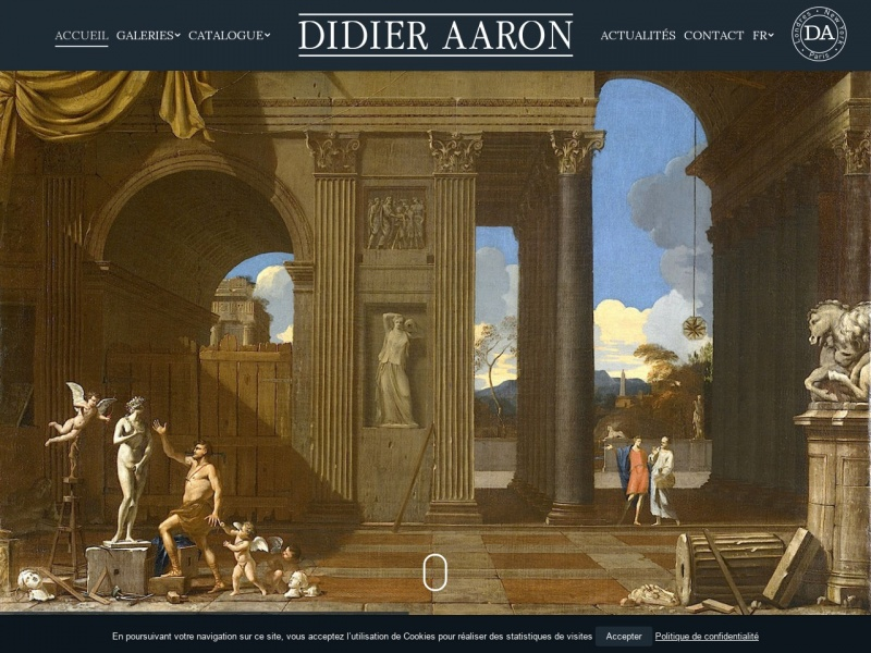 Didier Aaron - www.didieraaron.com