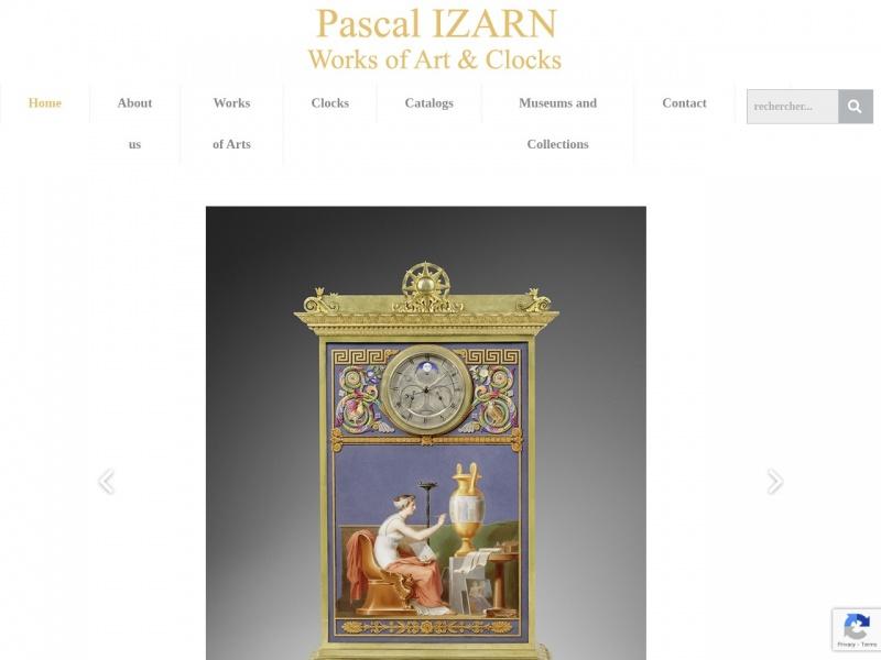 Pascal Izarn - Paris 8e