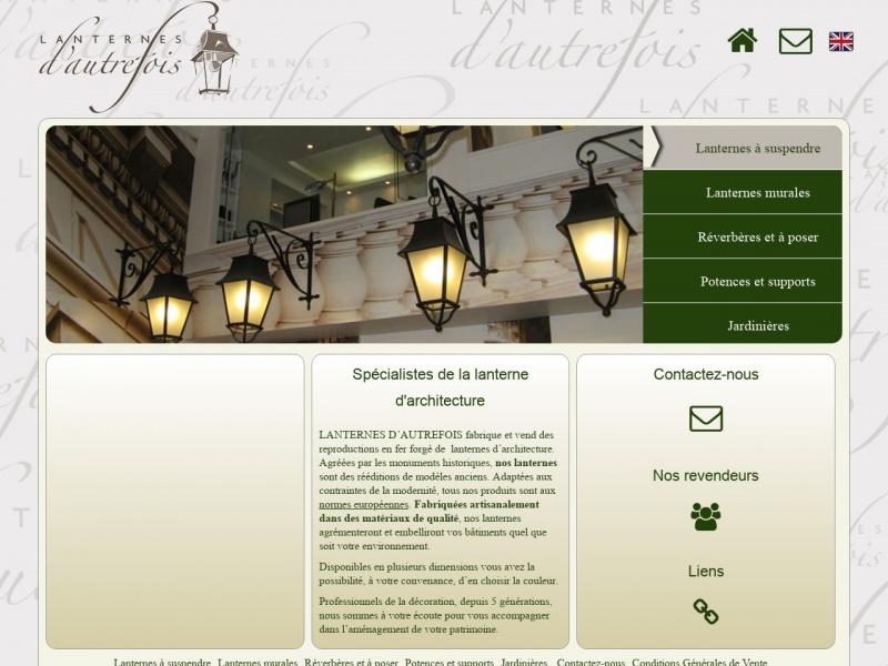 Lanternes d'Autrefois - Maraussan