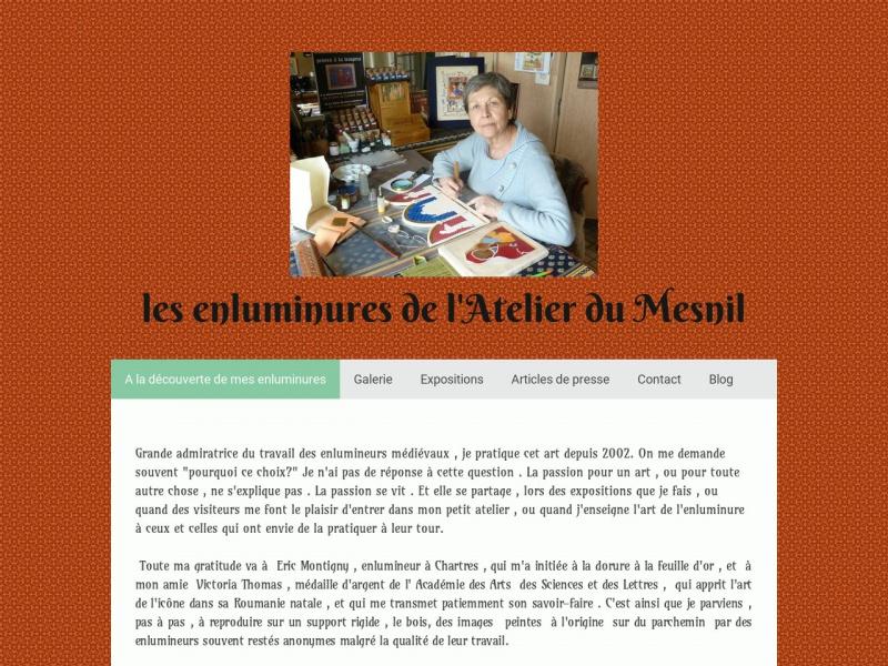 L'Atelier du Mesnil - Le Mesnil Jourdain