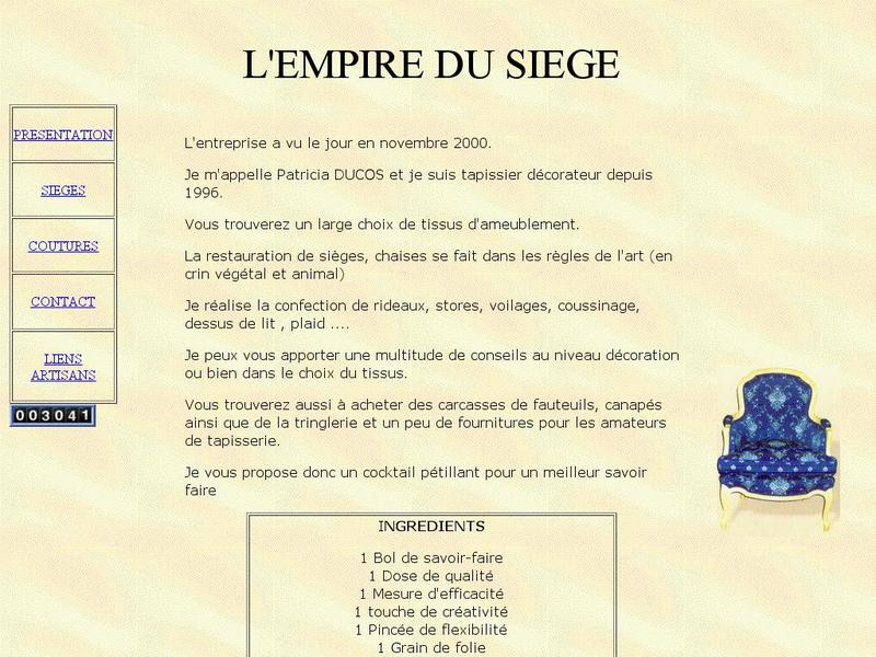 L'Empire du Siège - Agen