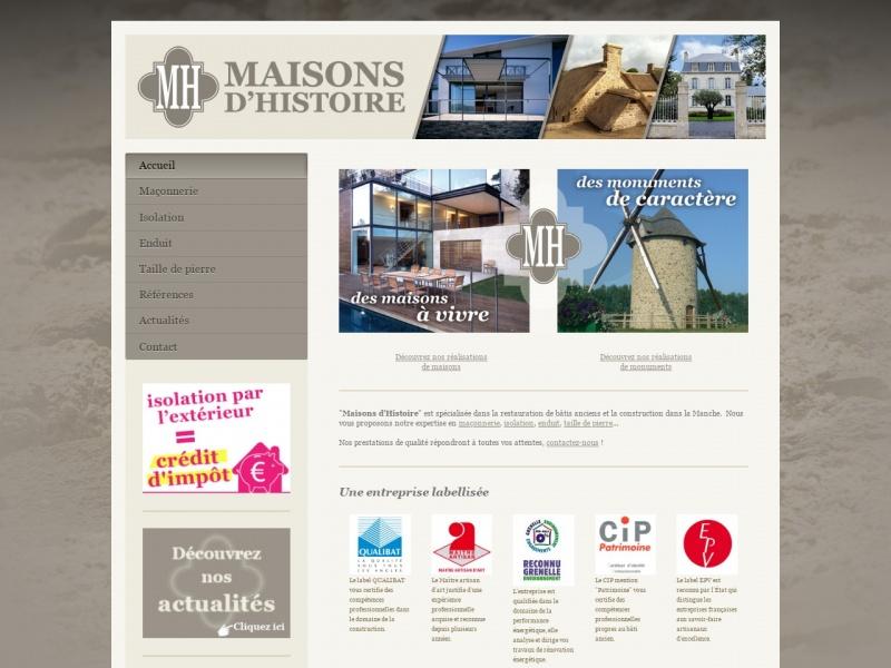 Maisons d'Histoire - Coutances