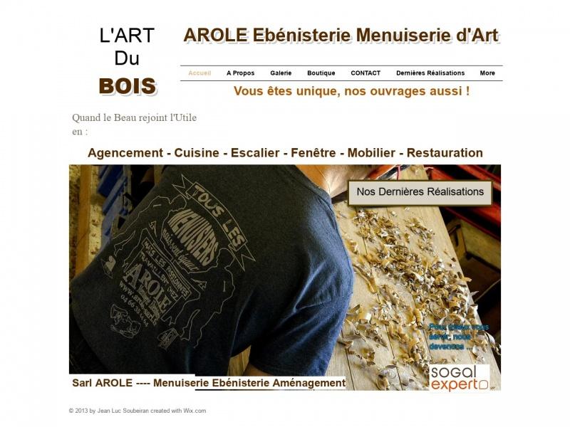 Arole SARL - Jean-Luc Soubeiran - Vergèze