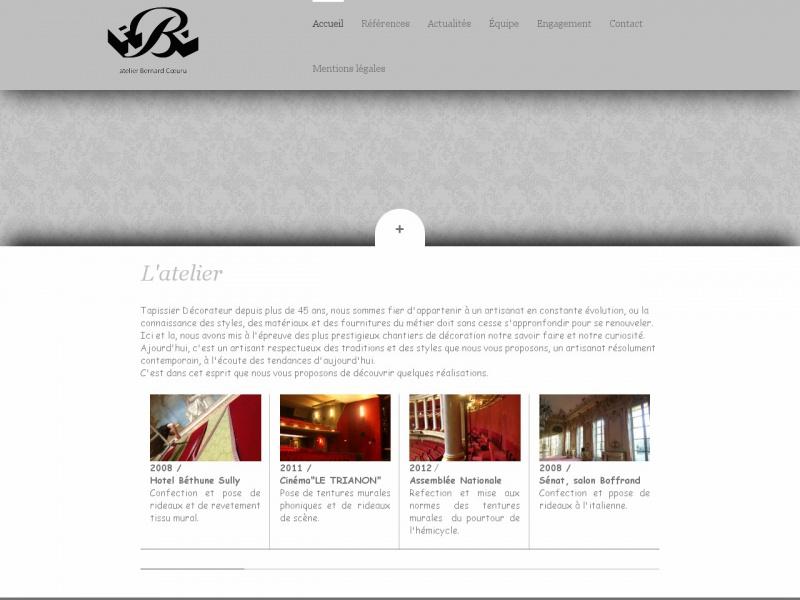 ABC - Atelier Bernard Coeuru - Paris 20e