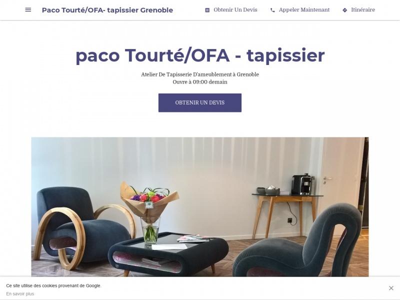 Paco Tourté - Grenoble