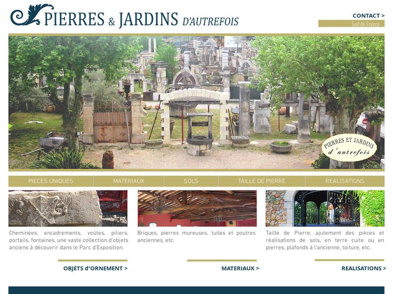Pierres et Jardins d'Autrefois - Les Arcs