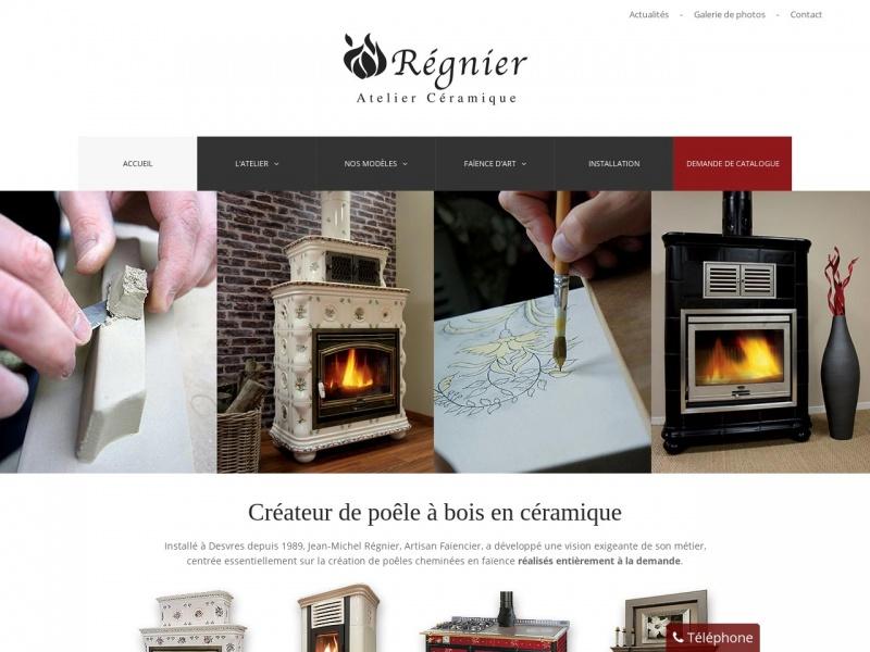 Atelier Céramique Régnier - Desvres