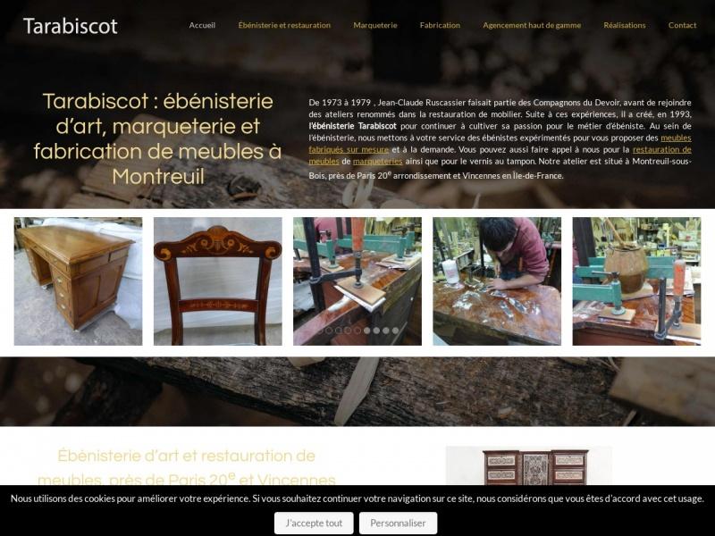 Le Tarabiscot - Montreuil sous Bois