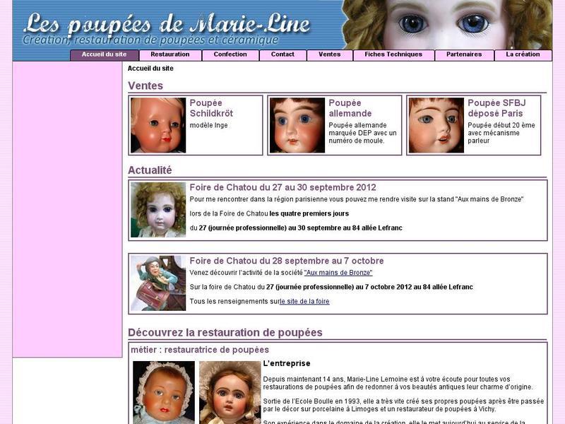 Marie-Line Lemoine - Enil Création - Clermont Ferrand