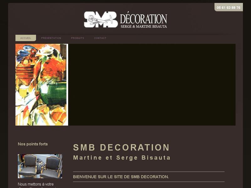 SMB Décoration - www.smb-tapissier-decorateur.com
