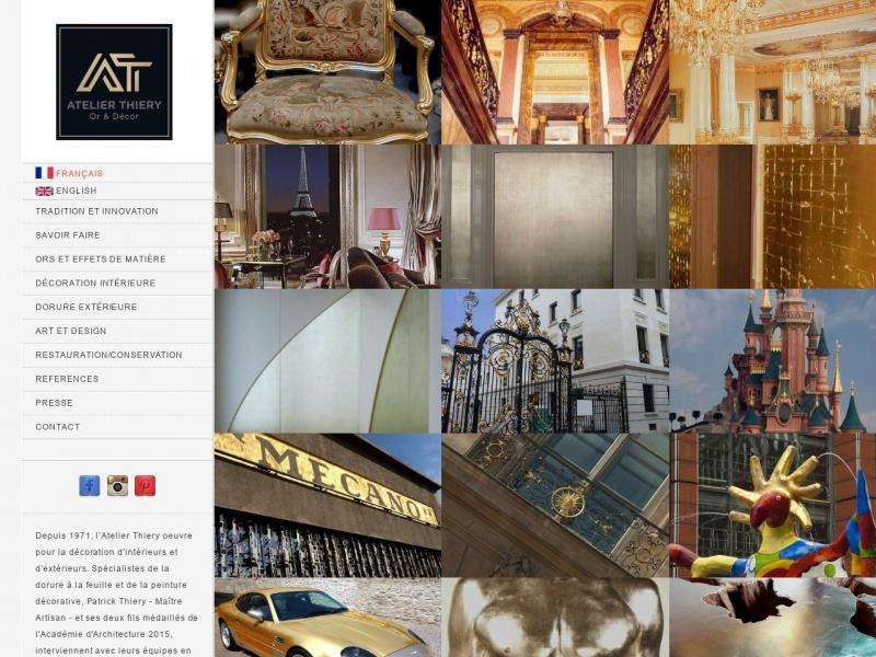 Atelier Thiery - Paris 11e
