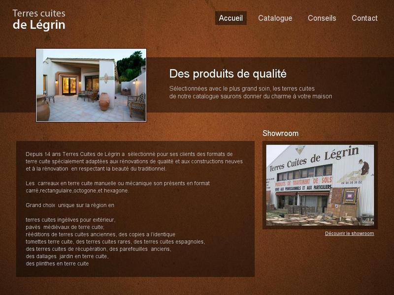 Porotechnic - Terres Cuites de Légrin - Caissargues
