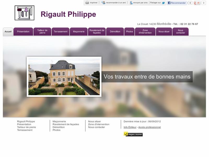 Philippe Rigault - Monfréville