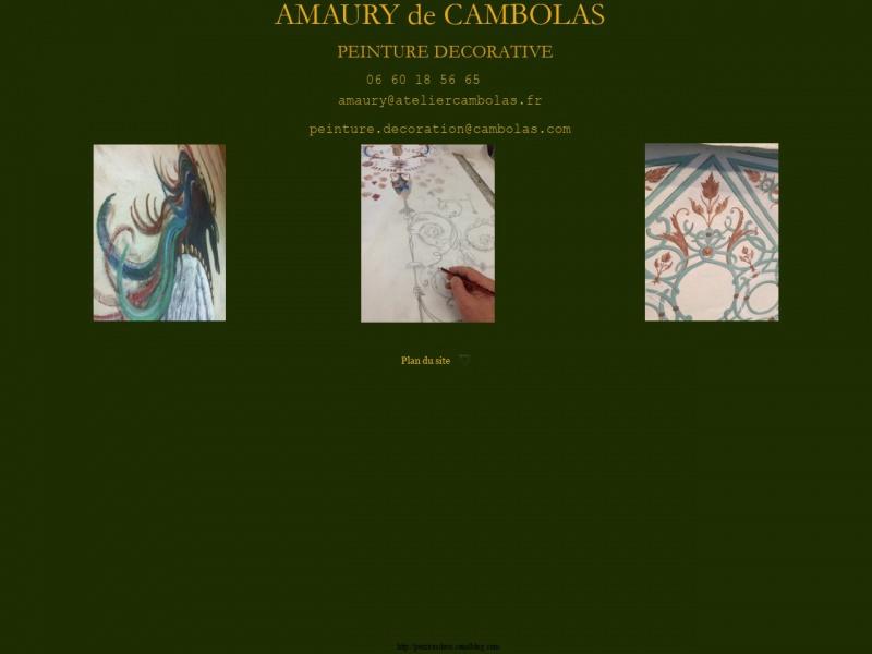 Amaury de Cambolas - Sèvres