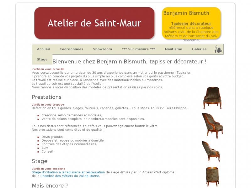 Atelier de Saint Maur - Saint Maur des Fossés