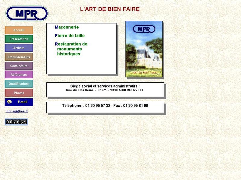 MPR - Aubergenville