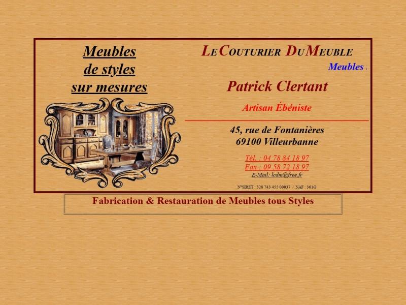 Le Couturier du Meuble - Villeurbanne