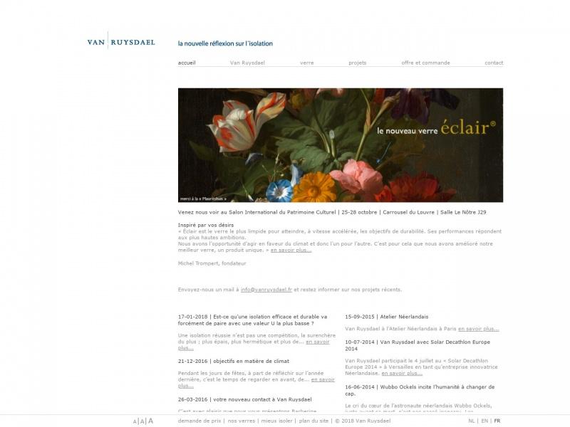 Van Ruysdael - Ahun