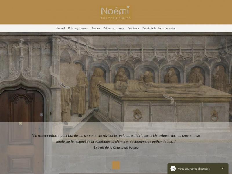 Atelier Noémi - Saint Vincent de Mercuze