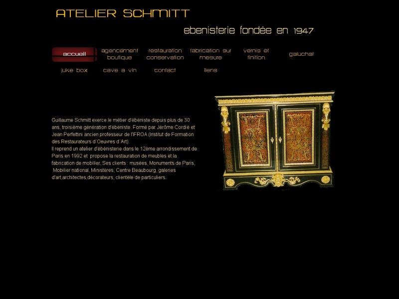 Atelier Schmitt - Paris 12e