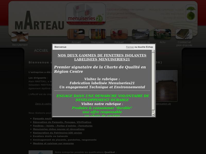 Alain Marteau SARL - Deols