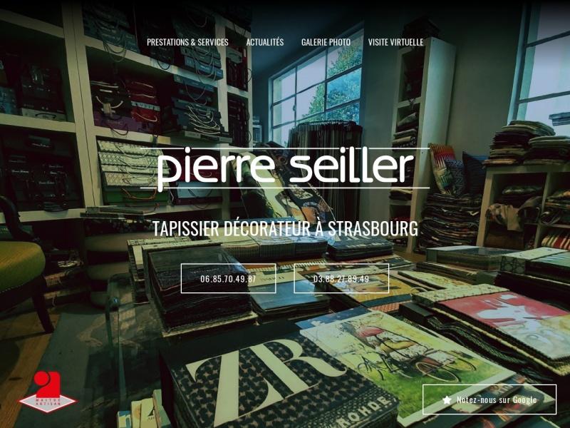Pierre Seiller - Strasbourg