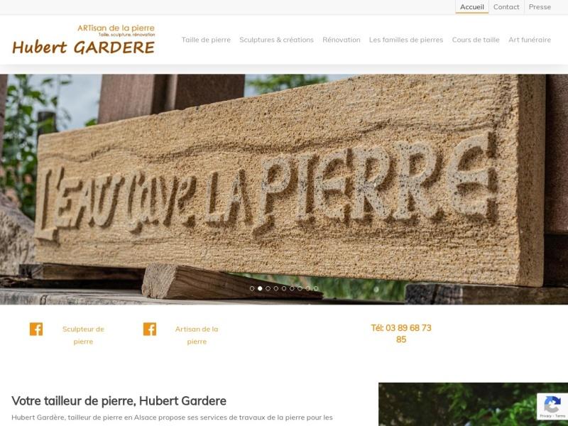 Hubert Gardere - Muespach