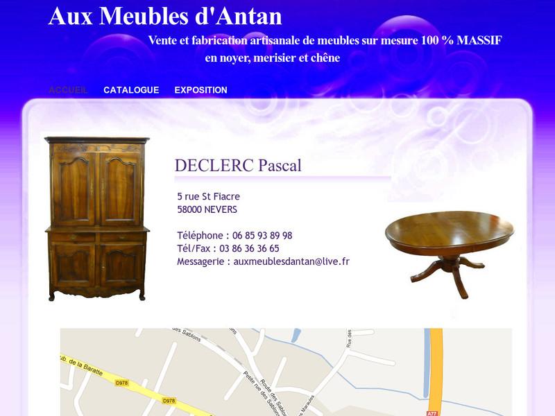 Aux Meubles d'Antan - Nevers