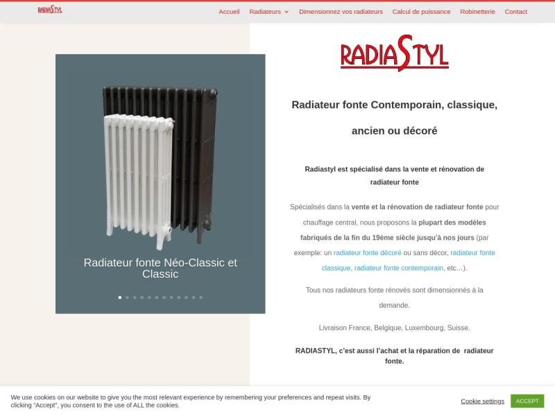 Radiastyl - Dunkerque