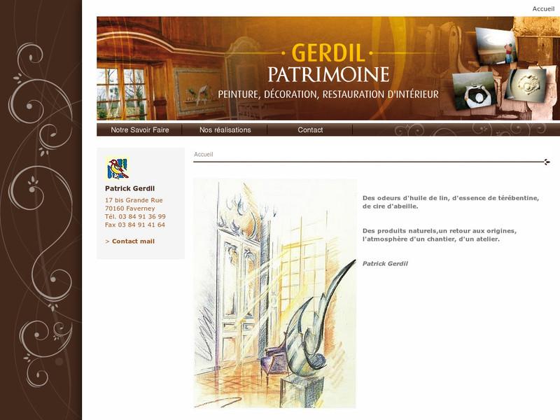 Patrick Gerdil - Faverney