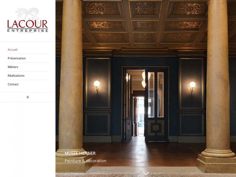 Lacour Entreprise - Versailles