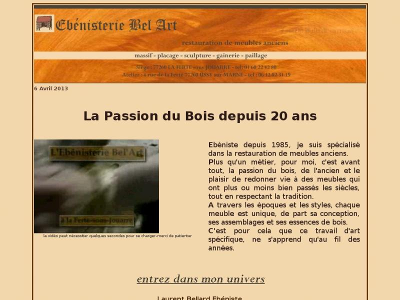 Laurent Bellard - La Ferté sous Jouarre