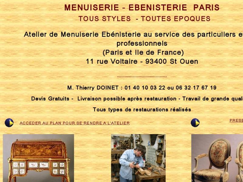 Thierry Doinet - Saint Ouen