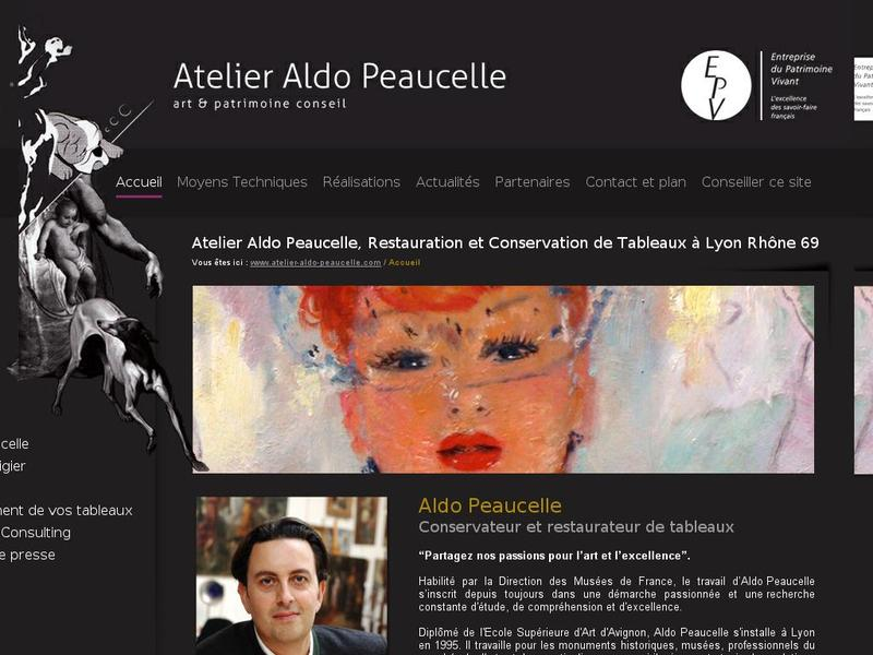 Atelier Aldo Peaucelle - Lyon 6e
