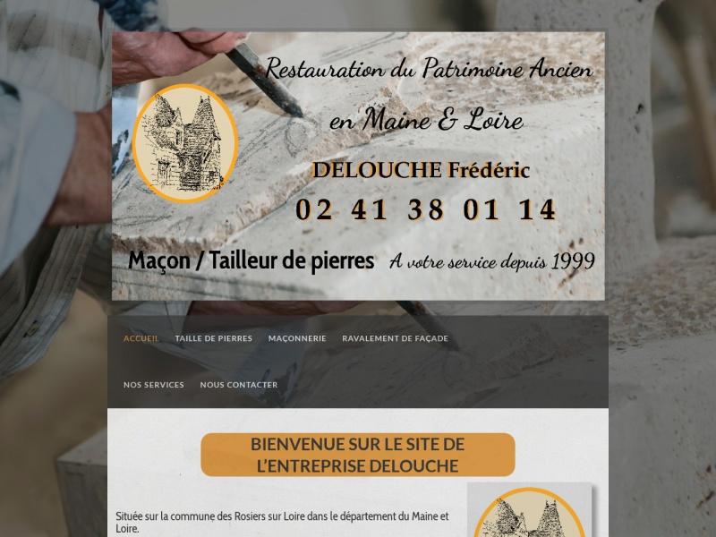 Frédéric Delouche SARL - Les Rosiers sur Loire