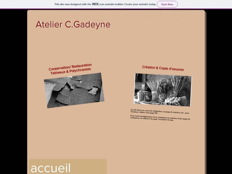 Céline Gadeyne - Féron