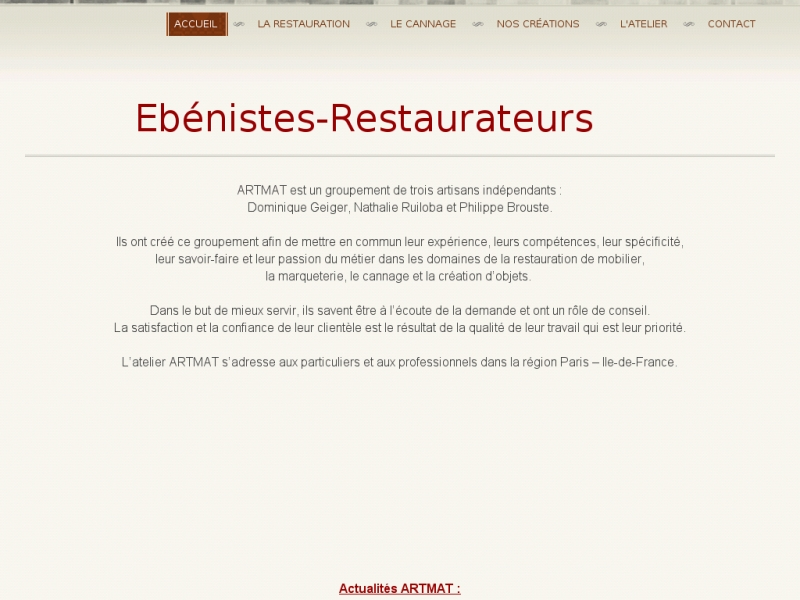 Artmat - Champigny sur Marne