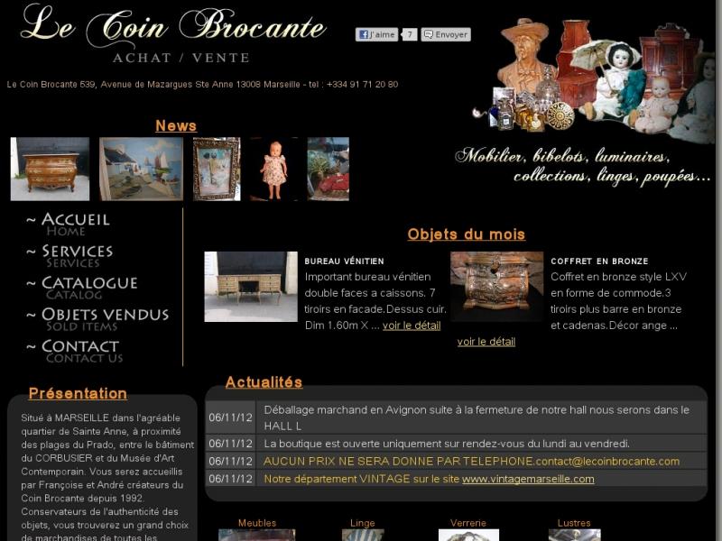 Le Coin Brocante - Marseille 8e